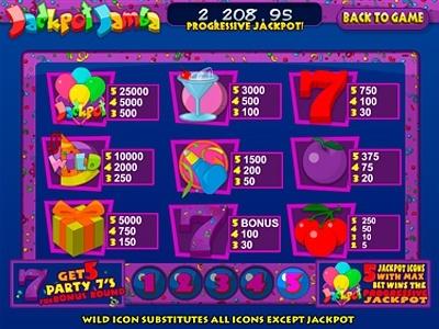 Игровые автоматы jackpot jamba игровые автоматы огород по 50 копеек